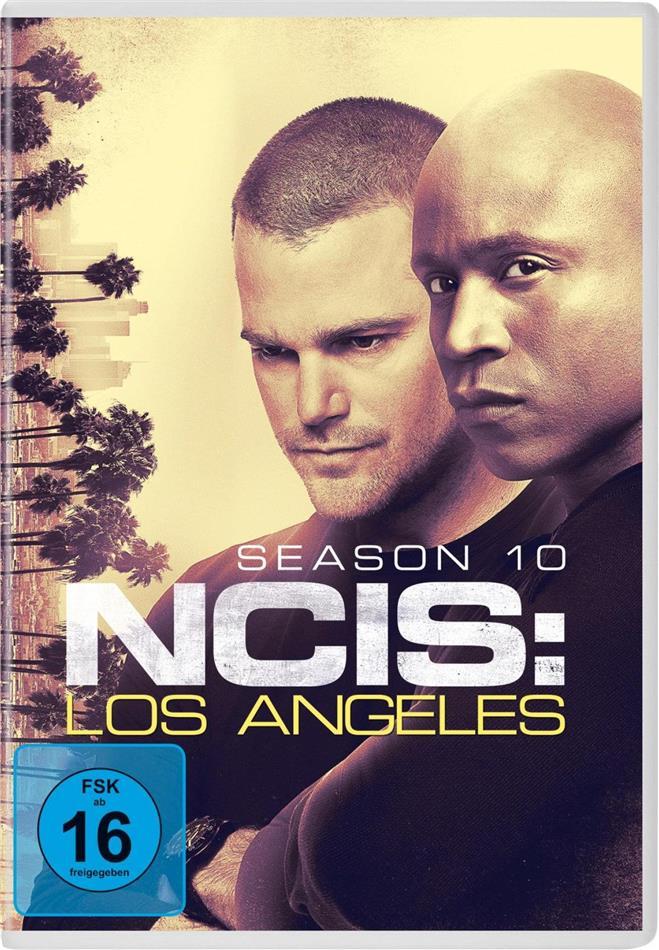 NCIS - Los Angeles - Staffel 10 (6 DVDs)