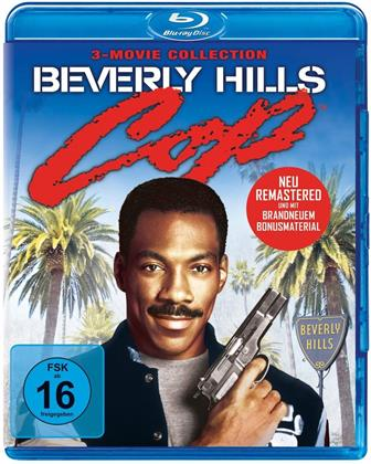 Beverly Hills Cop 1-3 - 3-Movie Collection (Remastered, 3 Blu-rays)