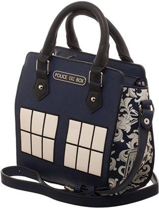 Doctor Who - Tardis Faux Leather Handbag