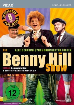 Die Benny Hill Show (Pidax Serien-Klassiker, 8 DVDs)
