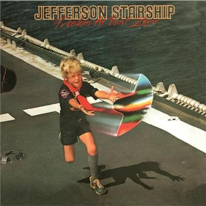 Jefferson Starship - Freedom At Point Zero (Gatefold, Clear Vinyl, LP)
