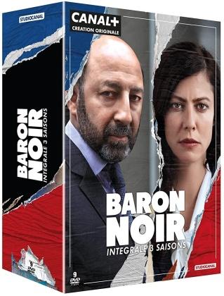 Baron Noir - Saisons 1-3 (9 DVDs)