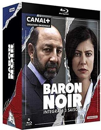 Baron Noir - Saisons 1-3 (9 Blu-rays)