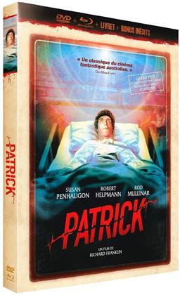 Patrick (1978) (Digibook, Blu-ray + DVD)