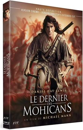 Le dernier des Mohicans (1992) (Director's Cut, Versione Cinema, 2 Blu-ray)