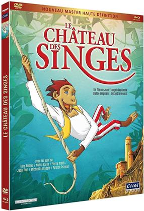 Le château des singes (1999) (Nouveau Master Haute Definition, Blu-ray + DVD)