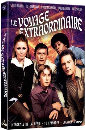 Le voyage extraordinaire - Intégrale de la série (3 DVDs)