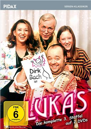 Lukas - Staffel 3 (Pidax Serien-Klassiker, 2 DVDs)