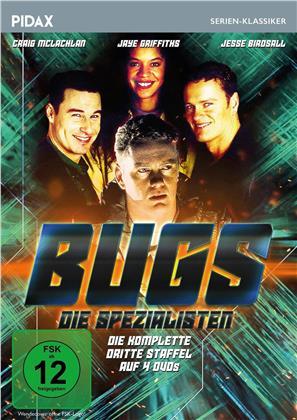 Bugs - Staffel 3 (Pidax Serien-Klassiker, 4 DVDs)