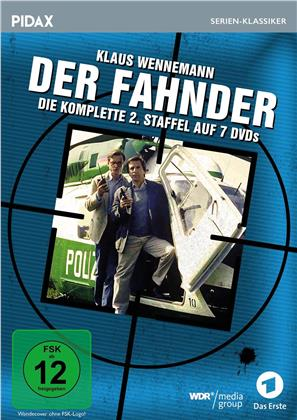 Der Fahnder - Staffel 2 (Pidax Serien-Klassiker, 6 DVDs)