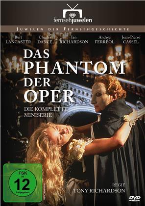 Das Phantom der Oper - Die komplette Miniserie in 2 Teilen (1990) (Fernsehjuwelen)