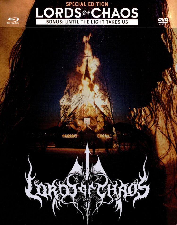 Lords of Chaos (2018) (FuturePak, Edizione Speciale, Blu-ray + DVD)