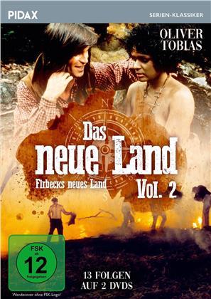 Das neue Land - Vol. 2 (Pidax Serien-Klassiker, 2 DVDs)