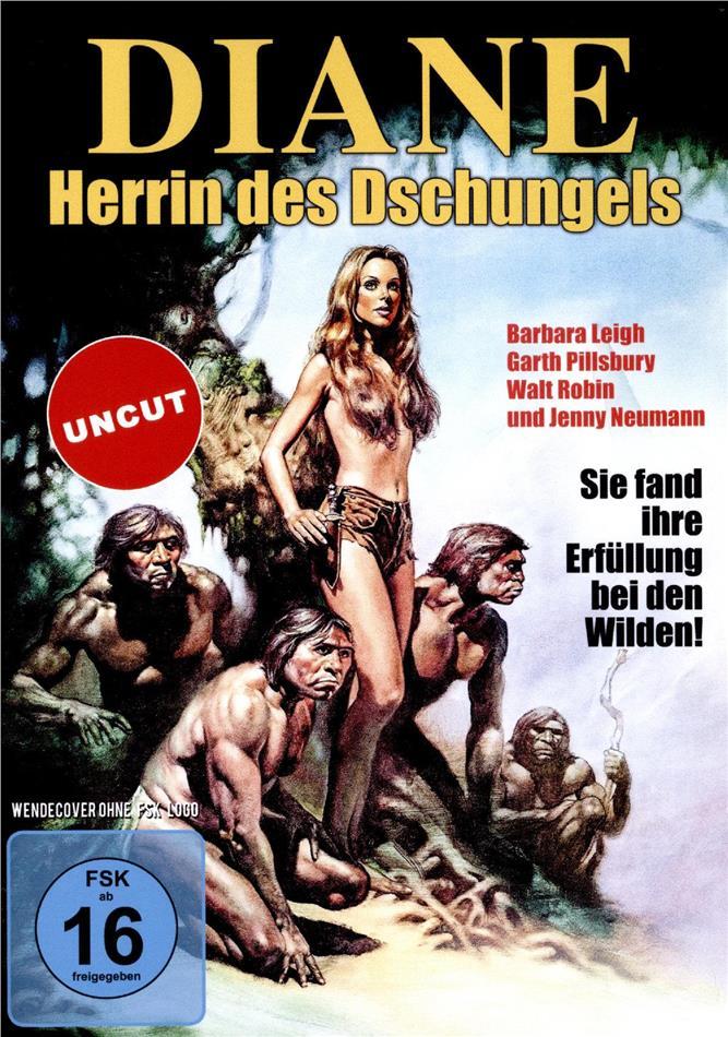 Diane - Herrin des Dschungels (1979) (Uncut)