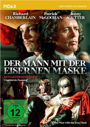 Der Mann mit der eisernen Maske (1977) (Pidax Historien-Klassiker, Remastered)