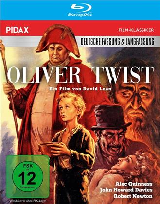Oliver Twist (1948) (Deutsche Fassung, Pidax Film-Klassiker, Langfassung)