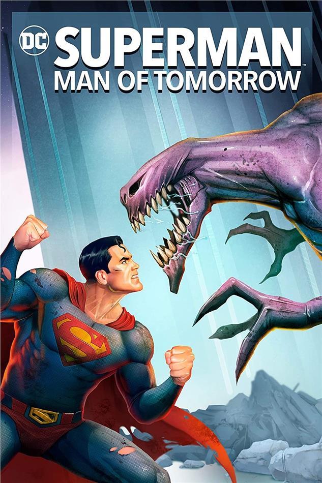Superman - Man Of Tomorrow (2020)