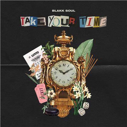 Blakk Soul - Take Your Time (LP)