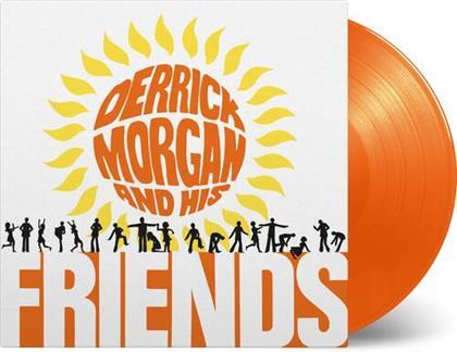 Derrick Morgan - Derrick Morgan & His Friends (Music On Vinyl, 2020 Reissue, Limited, Orange Vinyl, LP)