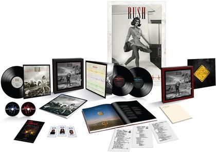 Rush - Permanent Waves (Super Deluxe, Limited Boxset, 40th Anniversary Edition, 3 LPs + 2 CDs)