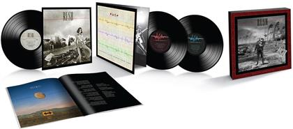 Rush - Permanent Waves (Gatefold, 40th Anniversary Edition, 3 LPs)