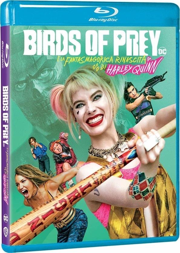 Birds of Prey - e la fantasmagorica rinascita di Harley Quinn (2020)