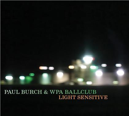 Paul Burch - Light Sensitive