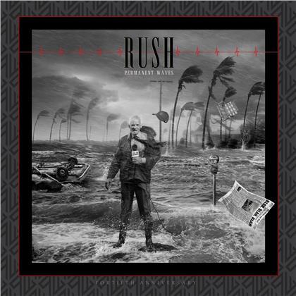 Rush - Permanent Waves (40th Anniversary Edition, 2 CDs)