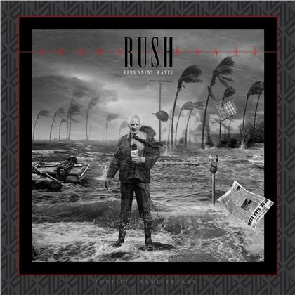 Rush - Permanent Waves (40th Anniversary Edition, 2 CDs)