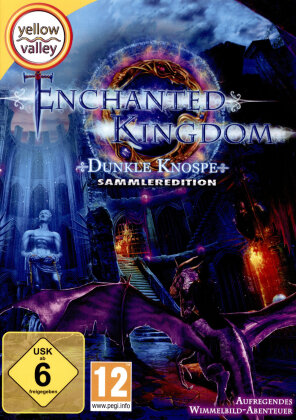 Enchanted Kingdom 1 - Dunkle Knospe - BUDGET YELLOW VALLEY (Sammleredition)