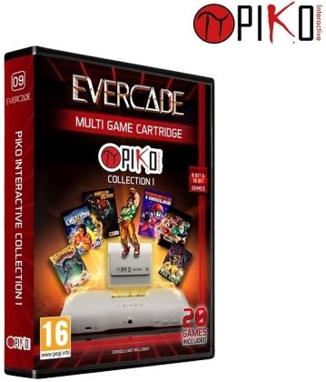 Blaze Evercade Piko Cartridge 1
