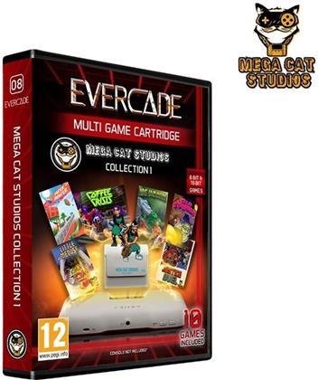 Blaze Evercade MegaCat Cart 1