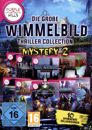 Die grosse Mystery Wimmelbild Thriller Collection 2