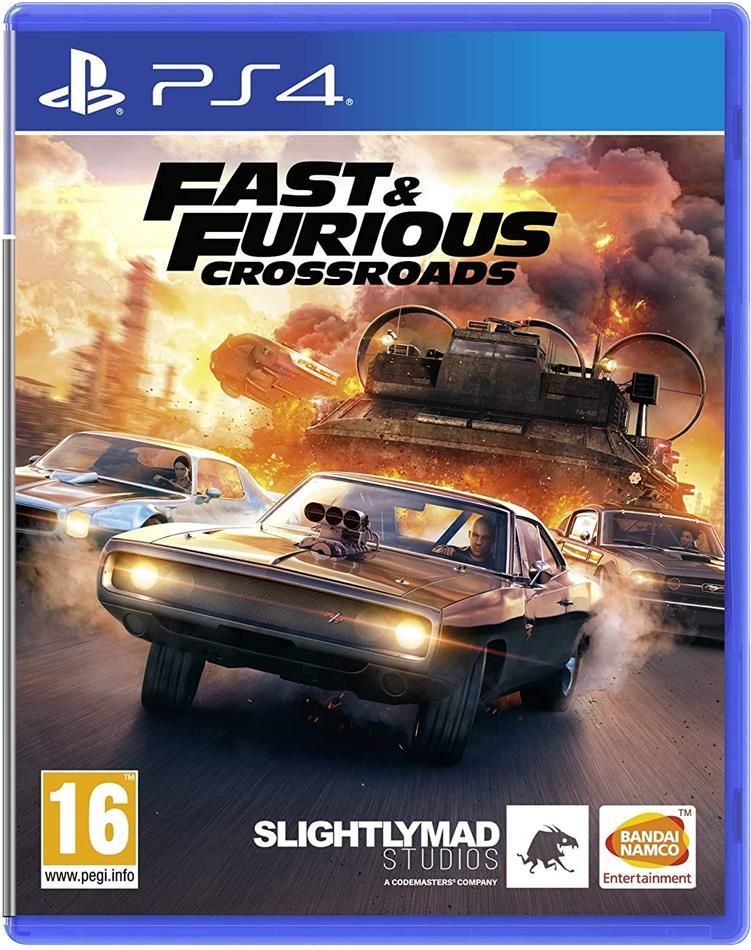Fast + Furious Crossroads
