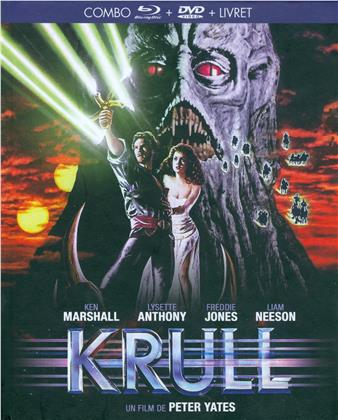 Krull (1983) (Limited Edition, Mediabook, Blu-ray + DVD + Booklet)