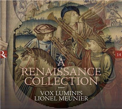 Lionel Meunier & Vox Luminis - Renaissance Collection
