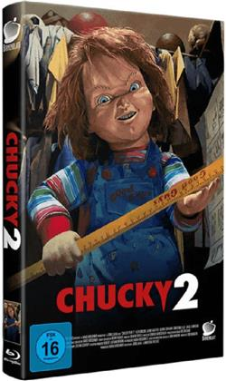 Chucky 2 (1990) (Grosse Hartbox, Edizione Limitata, Uncut, Blu-ray + CD)