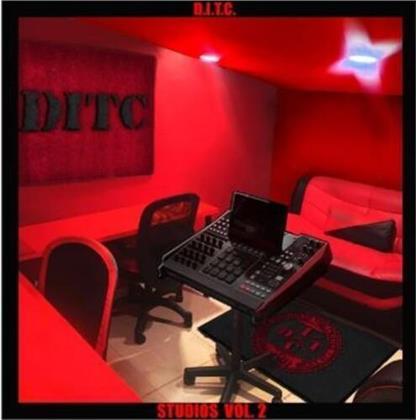 D.I.T.C. - D.I.T.C. Studios Vol.2 (Colored, LP)