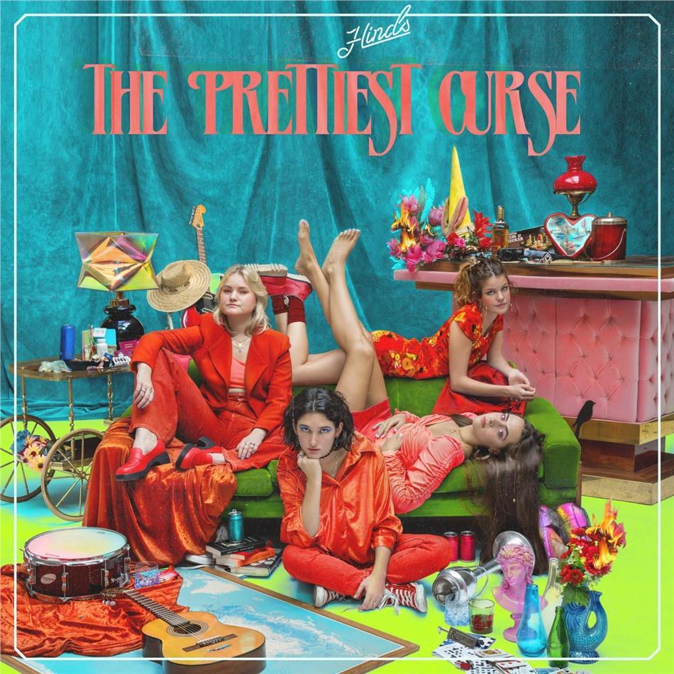 Hinds - The Prettiest Curse (Light Blue Vinyl, LP)
