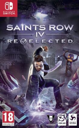 Saints Row 4 - Re-Elected