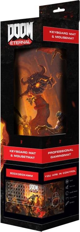 Doom Eternal - Mousepad