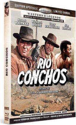 Rio Conchos (1964) (Western de Légende, Blu-ray + DVD)