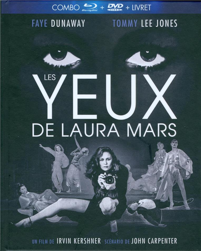 Les yeux de Laura Mars (1978) (Limited Edition, Mediabook, Blu-ray + DVD + Booklet)