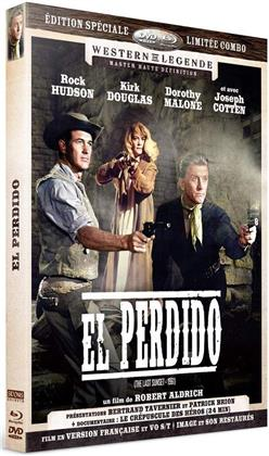 El Perdido (1961) (Western de Légende, Blu-ray + DVD)