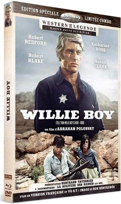 Willie Boy (1969) (Western de Légende, Blu-ray + DVD)