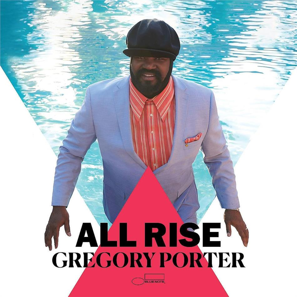 Gregory Porter - All Rise (+ Bonustrack, Japan Edition)