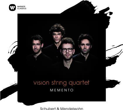 Vision String Quartet, Franz Schubert (1797-1828) & Felix Mendelssohn-Bartholdy (1809-1847) - Memento