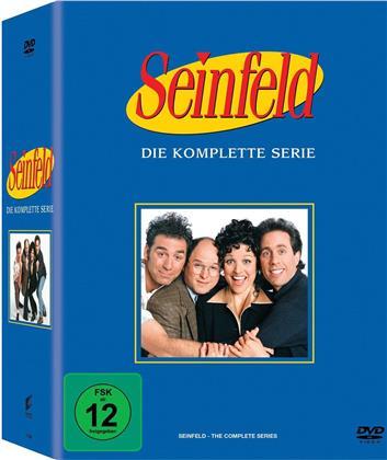 Seinfeld - Die komplette Serie (32 DVDs)