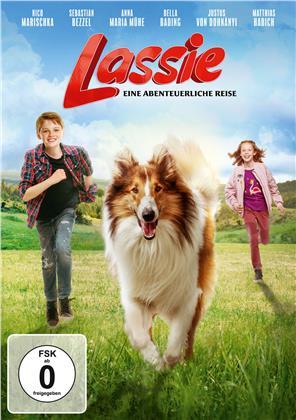 Lassie - Eine abenteuerliche Reise (2019)