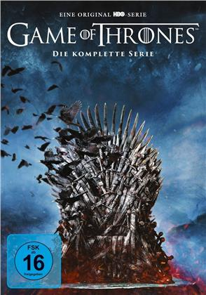 Game of Thrones - Die komplette Serie (38 DVDs)
